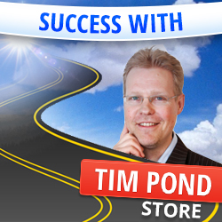 Success with Tim Pond