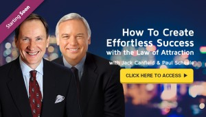 Jack Canfield & Paul Scheele- Effortless Success - Living the Law of Attraction