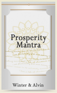 Prosperity Mantra cover