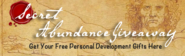 Secret Abundance Giveaway 495 Of Self Improvement Gifts Free Download The Three Insights To Your Purposeful Life